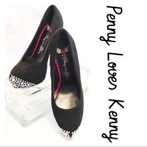 Penny Lives Kenny Heels